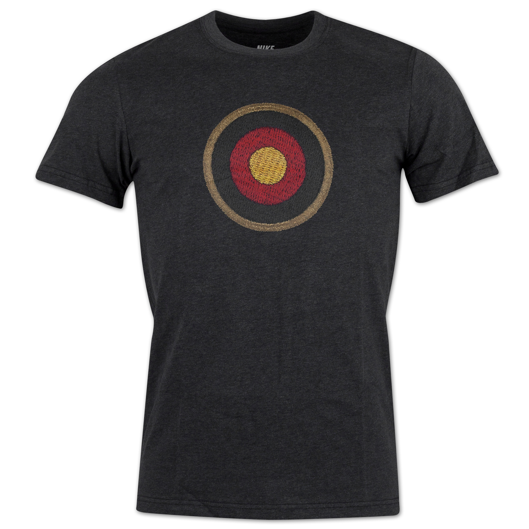 Nike - T-shirt Bullseye Mørkegrå