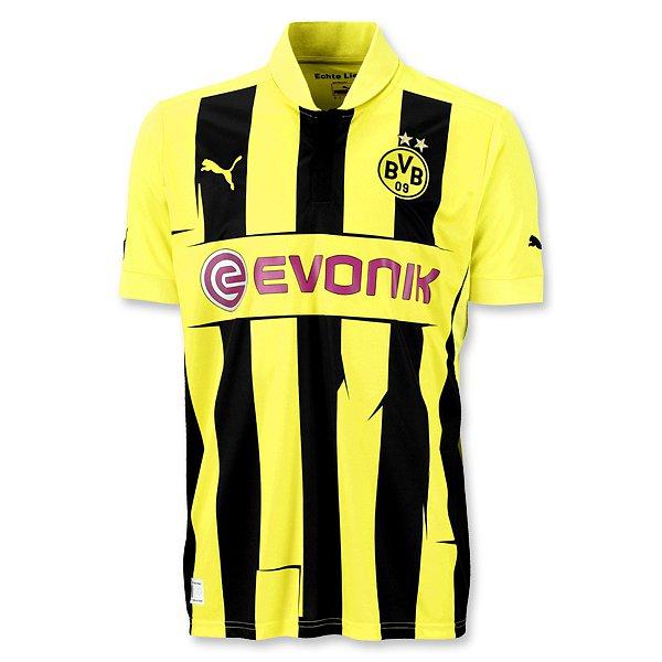 Dortmund - Europa Trøje 2012/13 Børn  SLETTES