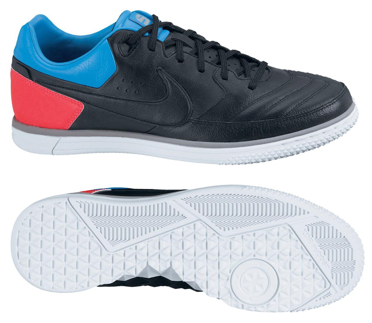 Nike - Nike5 Streetgato Sort/Blå/Pink