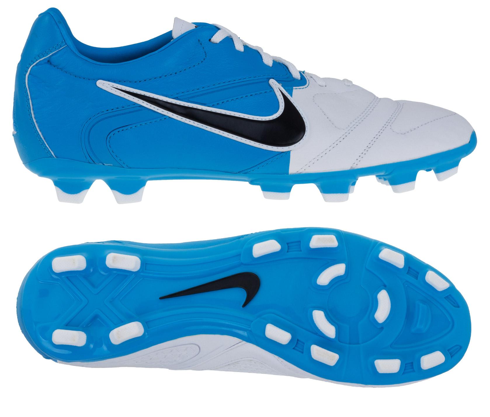 Nike - CTR360 Libretto II FG Hvid/Blå