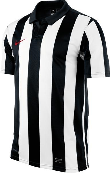 Nike - Spilletrøje Inter Stripe III Hvid/Sort Børn
