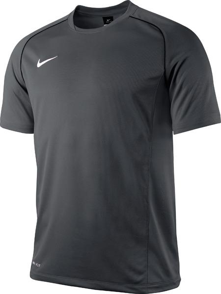Nike - Trænings T-Shirt Foundation 12 Grå
