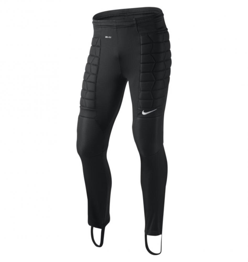 Nike Målvaktsbyxor Vadderade Svart Vuxen