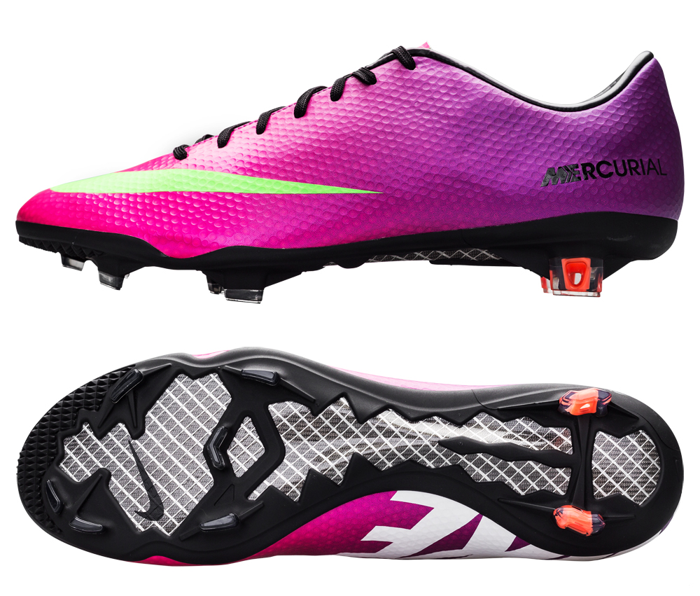Nike - Mercurial Vapor IX Fireberry/Electric Green-Red ...