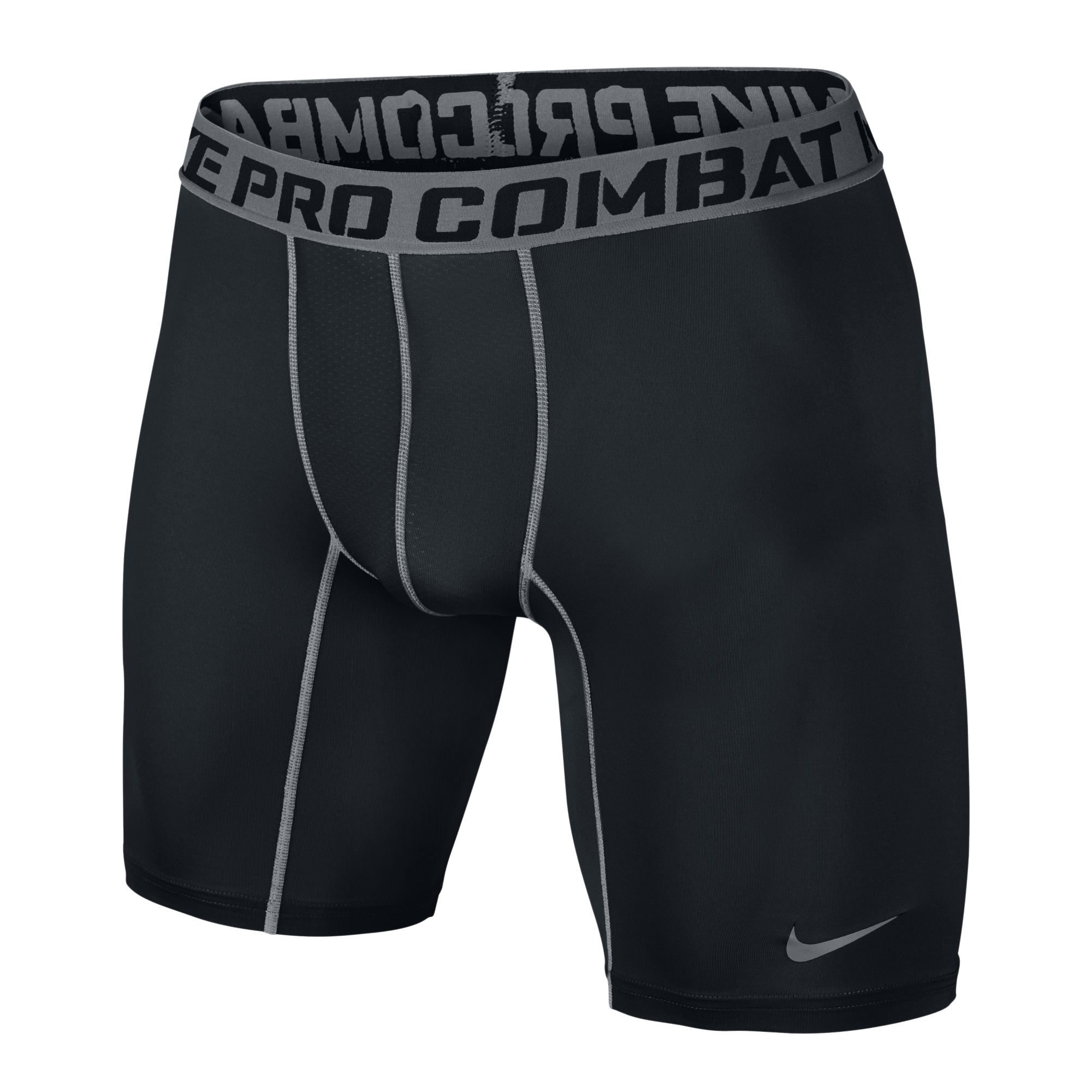 Nike Pro Combat Compression Shorts Svart