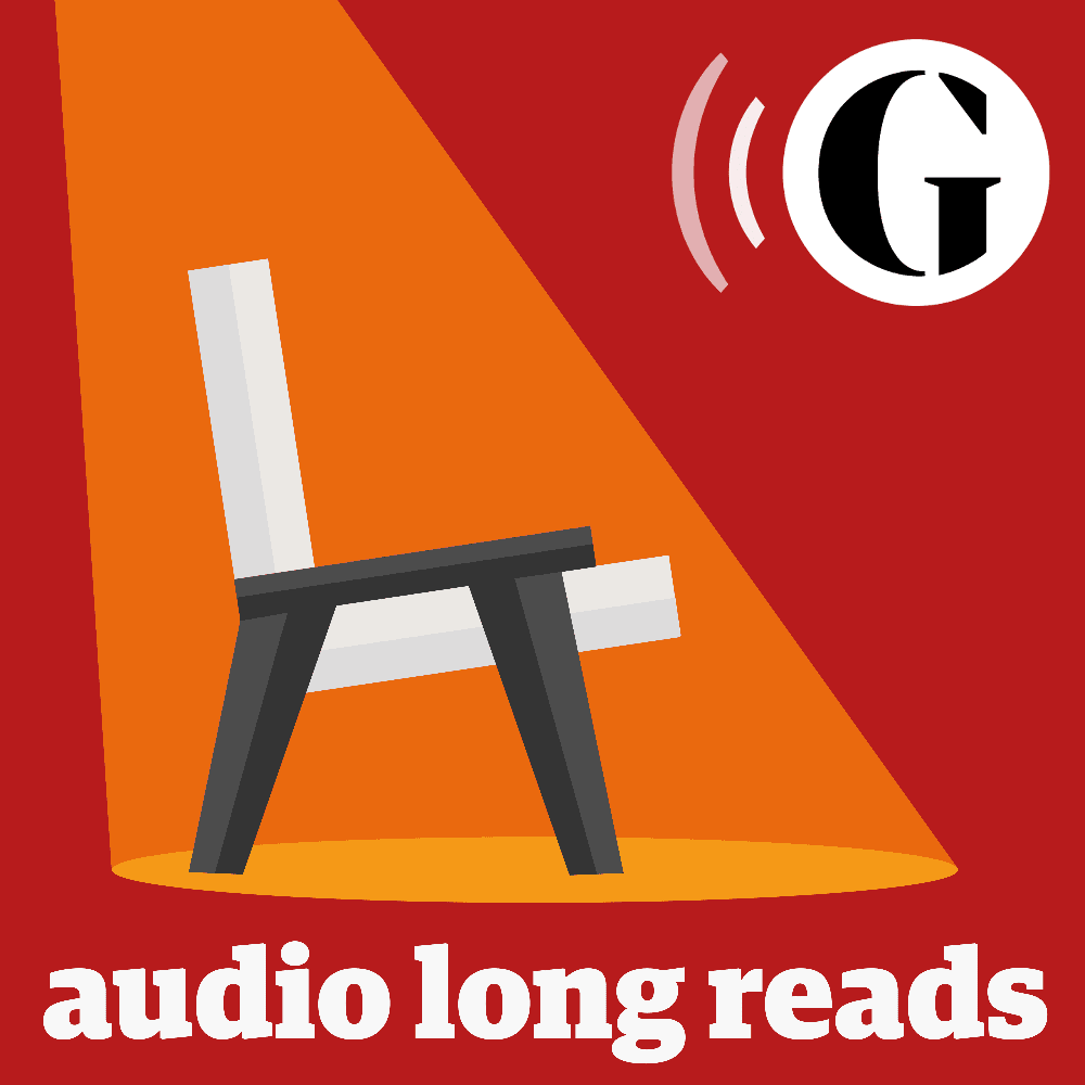 Guardian Audio Long Reads Badge