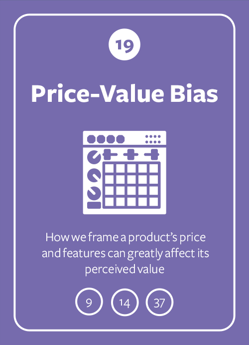 Price-Value Bias