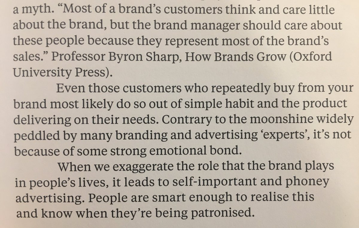 On the Danger of Falling for the Idea of Brand Love