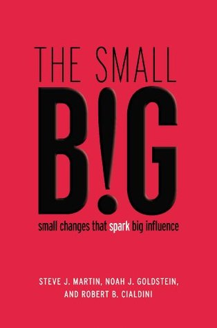📖 The Small BIG: Small Changes that Spark Big Influence