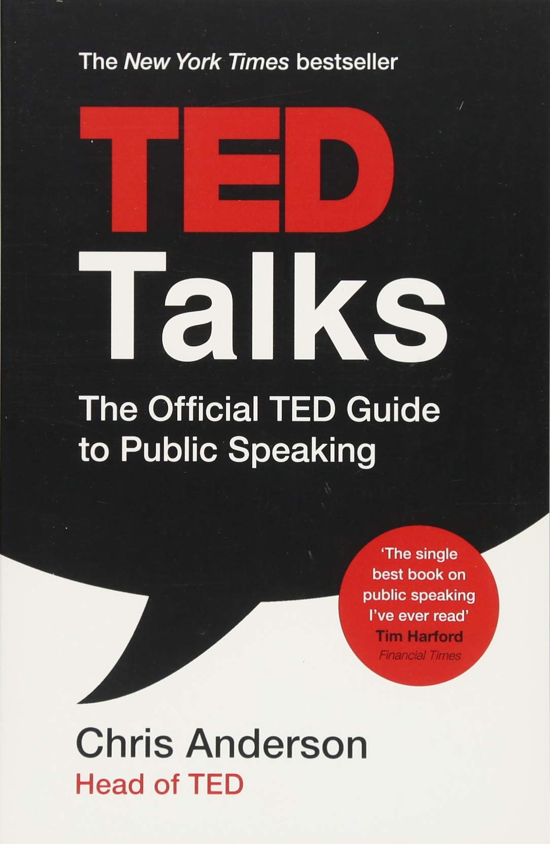 📖 TED Talks: The official TED guide to public speaking