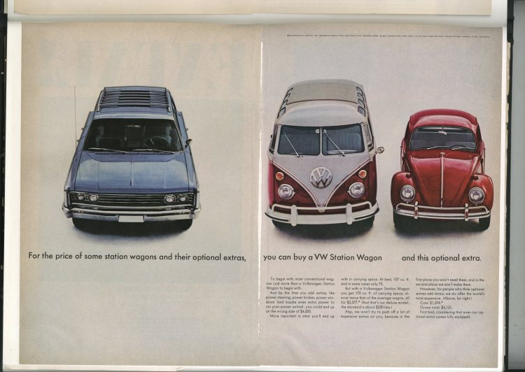 VW: Communicating great value without eroding brand value