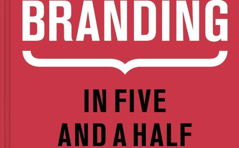 📖 Branding: In Five and a Half Steps