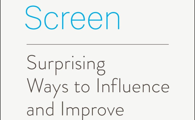 📖 The Smarter Screen: Surprising Ways to Influence and Improve Online Behavior