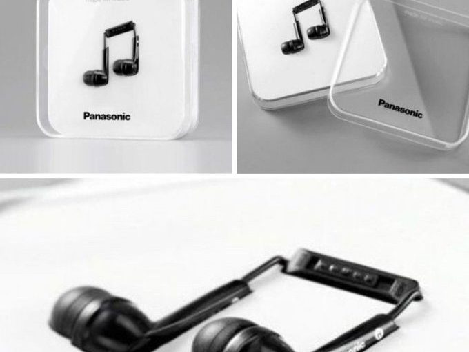 ♦️ Panasonic using form to hint at product function