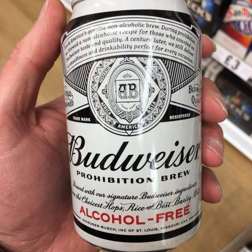 ♦️ Budweiser prohibition brew – a smart bit of reframing
