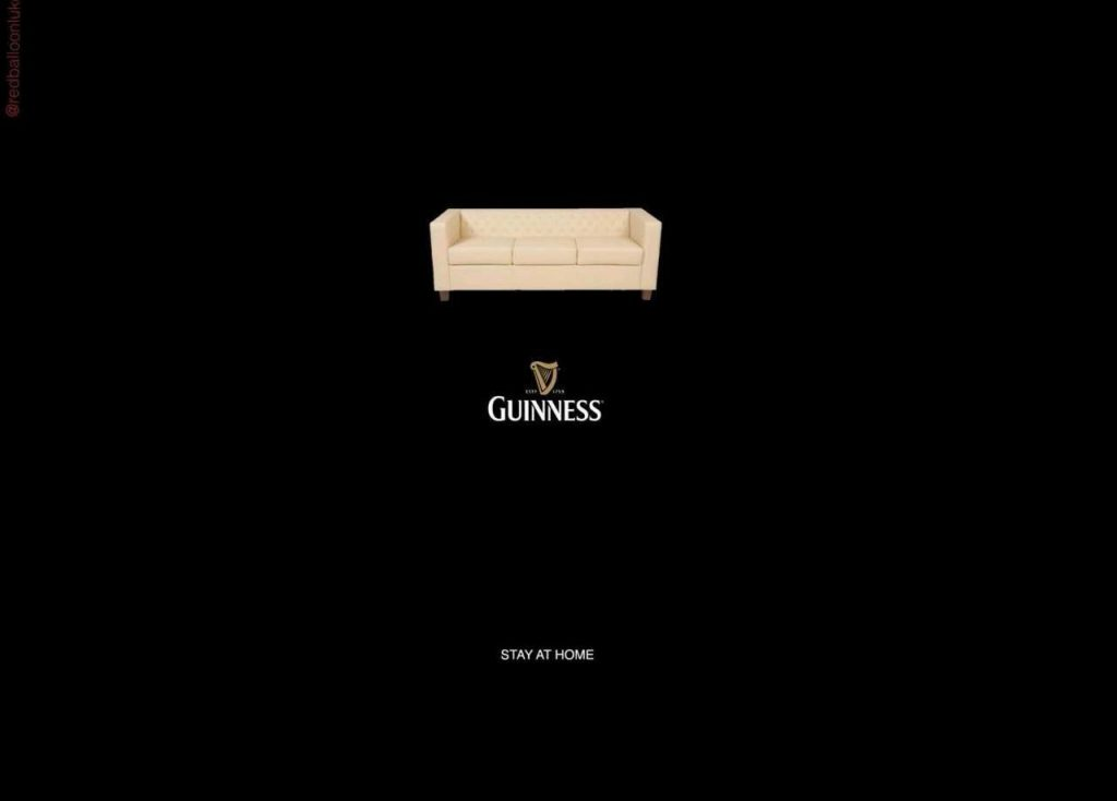 Guinness Stay at Home