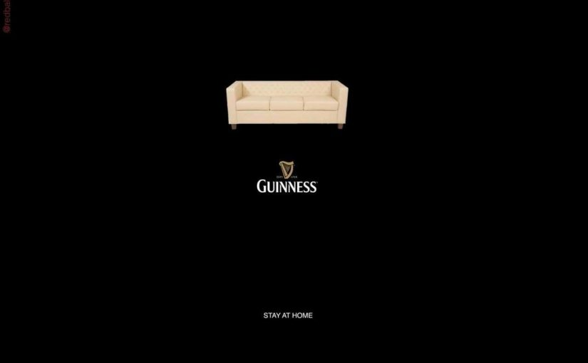 ♦️ Guinness Stay at Home