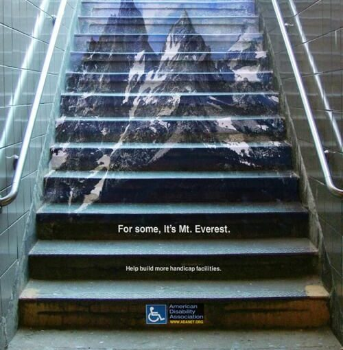 ♦️ American Disability Association For Some It's Mount Everest