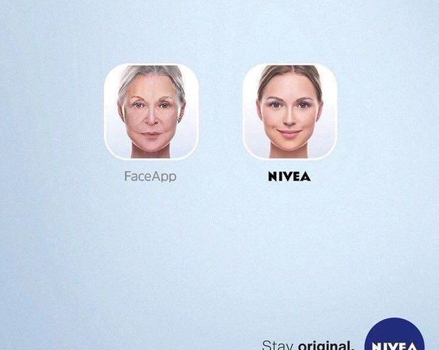 ♦️ Nivea Stay Original
