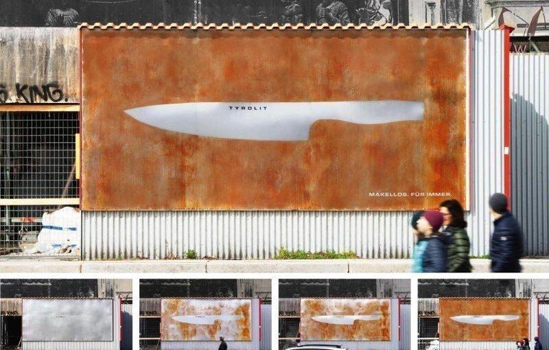 ♦️ Tyrolit Rust Free Knifes