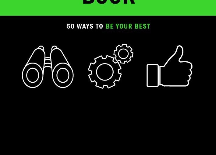 📖 The Excellence Book: 50 Ways to be Your Best (Concise Advice)