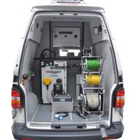 CFL40A-2000 Vehicle Mountable Cable Fault Location and HV Test Solution...