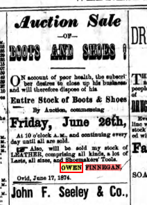 Ovid Independent 24 June 1874