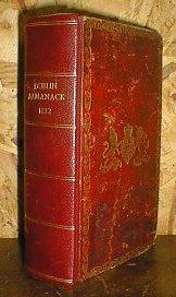 photo of The Treble Almanac 1822