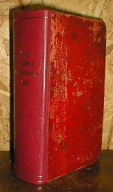 photo of The Treble Almanac 1829