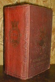 photo of Thom's Irish Almanac & Official Directory 1884