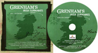 photo of Grenham's Irish Surnames