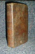 photo of Treble Almanack & Dublin Directory 1783