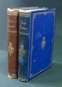 photo of Hickson, Selections from Old Kerry Records (2 vols, 1872-74)