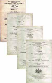 photo of The Agricultural Labourer: Ireland: Compendium (1893)