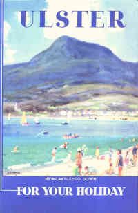 photo of Ulster for your holiday, The Ulster Tourist Development Association Ltd., 1939