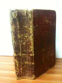 photo of The Treble Almanack 1814