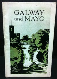 photo of The Irish Tourist Association, See Ireland First Galway and Mayo , c1930s