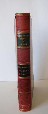photo of Parish Register Society of Dublin, The Registers of St. Catherine, Dublin, 1636-1715, 1908