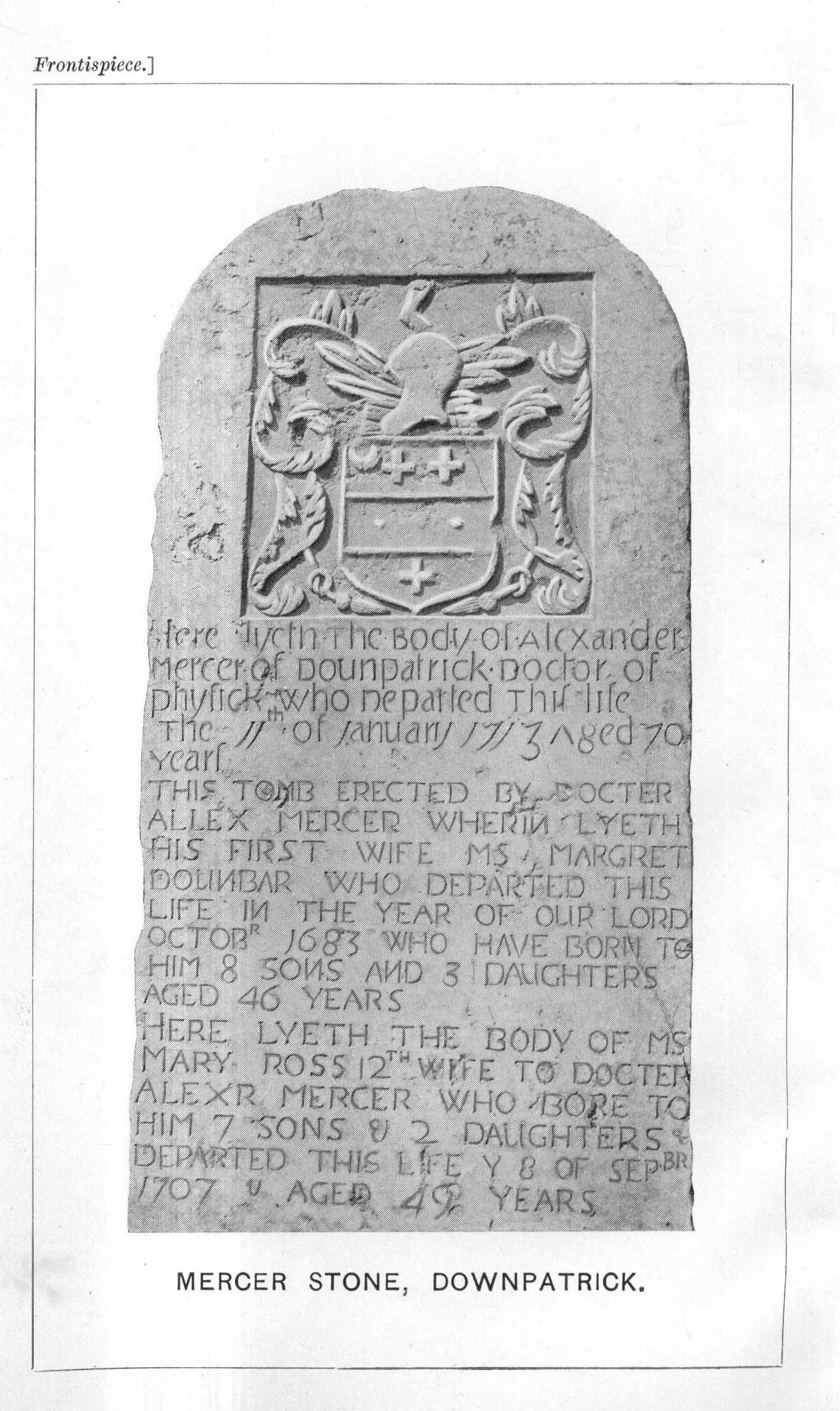 photo of Journal of the Association for the Preservation of the Memorials of the Dead. Volume XII, for the years 1926-1931. 1932