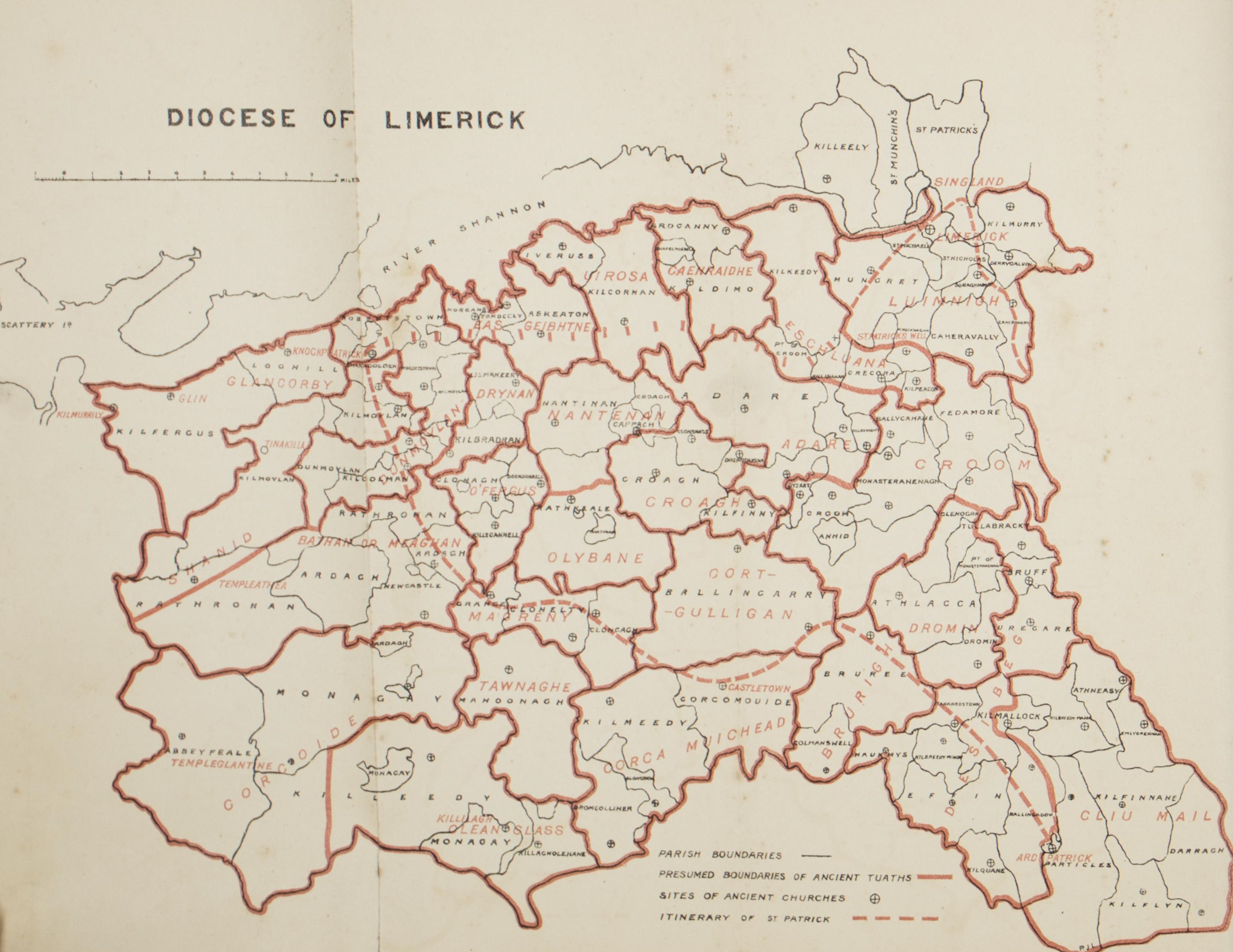 photo of The Diocese of Limerick, Ancient and Medieval, 1906
