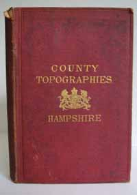 photo of Kelly's County Topographies: Hampshire including the Isle of Wight, 1875