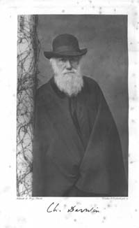 photo of Francis Darwin (ed.) Charles Darwin: His Life Told in an Autobiographical Chapter, and in an Selected Series of his Published Letters, 1902