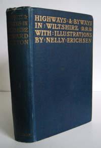 photo of Edward Hutton & Nelly Erichsen (illustrator), Highways and Byways in Wiltshire, 1917