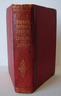 photo of J. Bulmer, History, Topography and Directory of Lancaster and District, 1913