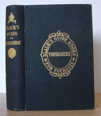photo of Adam and Charles Black, Guide to the County of York, 1888 13th Edition