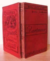 photo of Ward, Lock & Co. Limited, A New Pictorial and Descriptive Guide to Dartmoor, 1897
