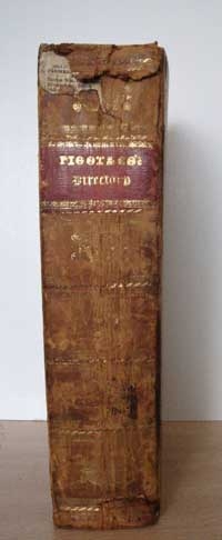 photo of Bedfordshire Pigot 1830 Directory