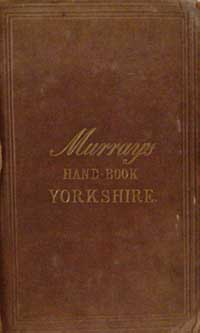 photo of John Murray, Handbook for Travellers in Yorkshire, 1867