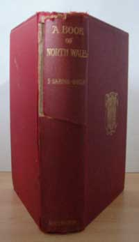 photo of S Baring-Gould, A Book of North Wales, 1903