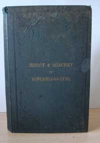 photo of T. Bulmer, A History and Directory of Newcastle-Upon-Tyne, 1887